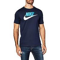 NIKE M NSW tee Icon Futura - Camiseta Hombre