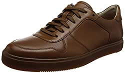 Clarks Mens Calderon Speed Tan Leather Clogs and Mules - 8 UK/India (42 EU)
