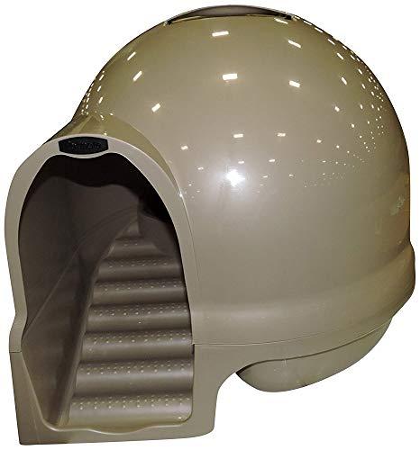 Booda 50021S PETMATE Clean Step Katzenstreu Dome titan