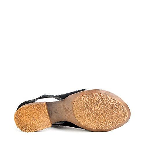 Felmini - Damen Schuhe - Verlieben Hera 9393 - Flache Sandalen - Echte Leder - Mehrfarbig - 0 EU Size Mehrfarbig