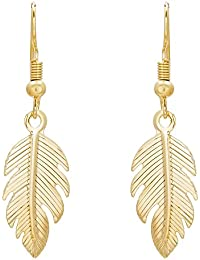 The Luxor Designer Leaf Shape Earings For Women (ER-1623)
