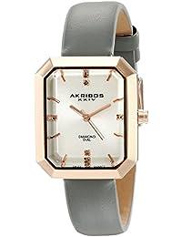 Akribos AK749GY - Reloj para mujeres