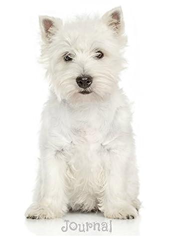 Journal: West Highland Terrier A4