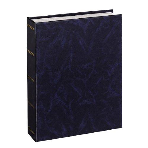 Hama Einsteckalbum Birmingham, 17,5x23 cm, für 200 Bilder, Blau