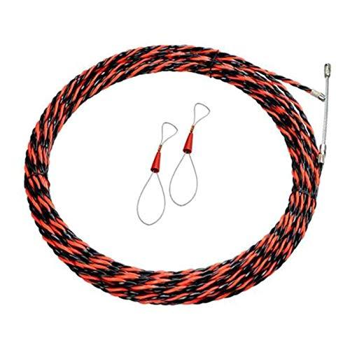 ZREAL Elektriker Draht Threading Gerät Binders Kit Kabel Guider Puller Verdrahtung Installation Aid Tool