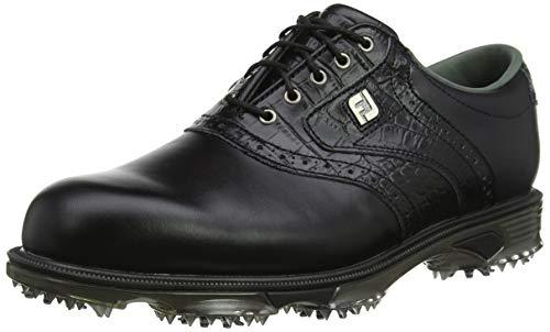 Footjoy DryJoys Tour, Scarpe da Golf Uomo, Nero (Negro 53717), 42.5 EU