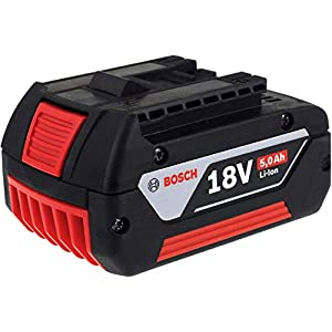 Batería para Bosch Martillo GBA 18V 5000mAh Original