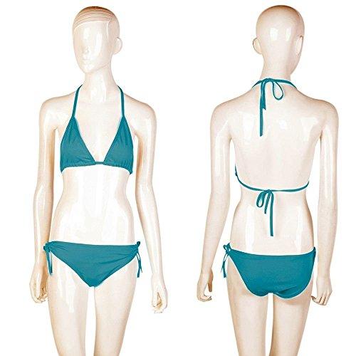 Other Damen Bikini-Set Mehrfarbig mehrfarbig onesize Gr. onesize, blau