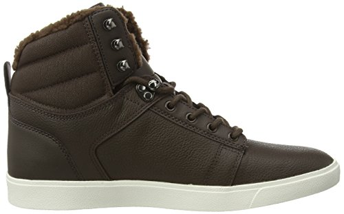 Lacoste ORELLE PUT Herren Hohe Sneakers Braun (dk Brw/dk Brw Db2)