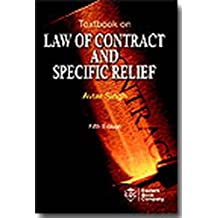 Textbook on Law of Contract and Specific Relief