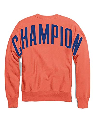 Champion LIFE Men's Reverse Weave Sweatshirt - Weave-lange Ärmel Pullover