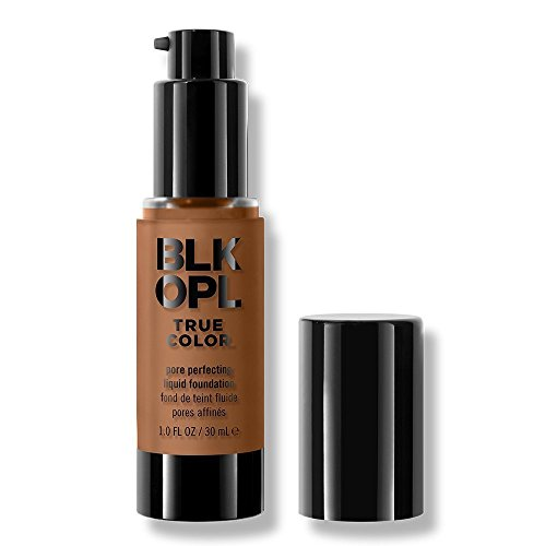 Black Opal True Color Pore Perfecting Liquid Foundation Light/Medium Coverage 1oz (Truly Topaz) by Black Opal