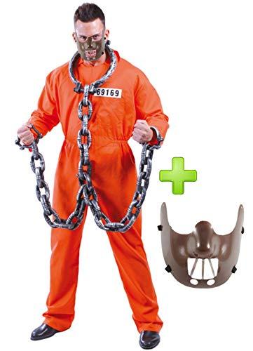 Disfraz de Psicopata Canibal