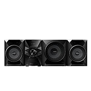 Sony MHC-ECL99BT 700W Bluetooth High Power Home Audio System