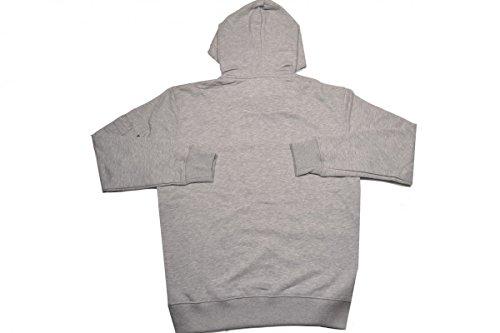 Alpha Industries Herren Oberteile / Hoody X-Fit Grey Heather