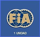 Ecoshirt DW-D1NP-BGLW Pegatinas Stickers Fia Dp461
