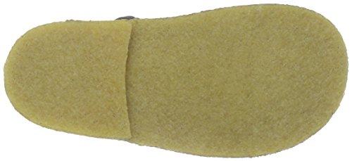 Naturino Naturino 3978, Bottes courtes avec doublure chaude fille Vert - Grün (Dunkelgrau_9112)