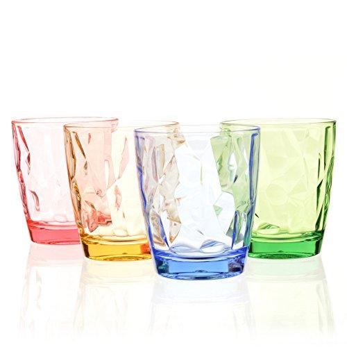 Urmelody color acrílico Party Copas Bar Vaso de cerveza Vasos de agua