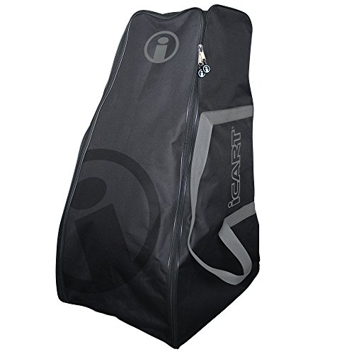 Masters Golf - iCart Storage Bag Black
