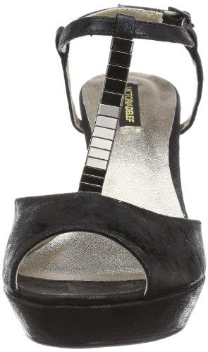 Victoria Delef Dressy Shoes, Fermeture en T femme Noir - Noir