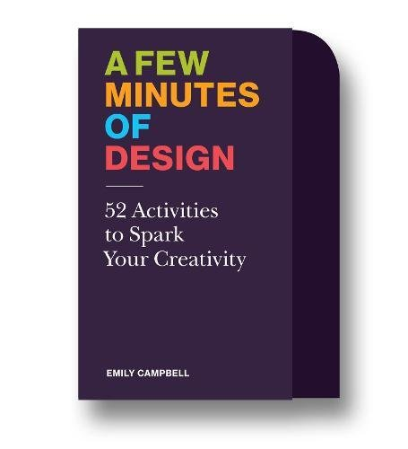 Few Minutes of Design (Card Deck)