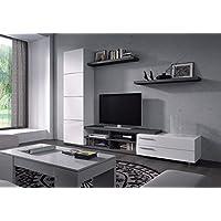 Mueble de salón comedor moderno, medidas: 180 X 240 X 41 cm