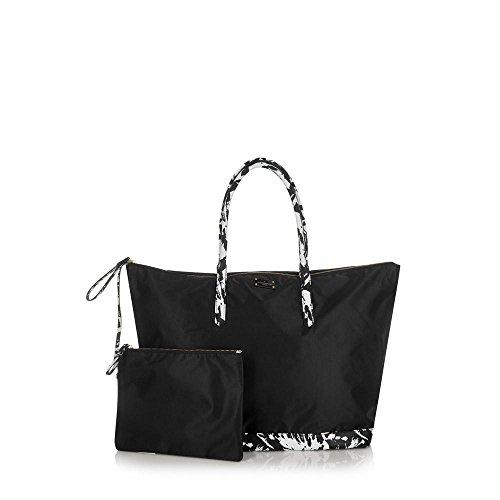 Preisvergleich Produktbild PAULS BOUTIQUE ALEXANDRA LANSDOWN BLACK MARBLE TOTE BAG