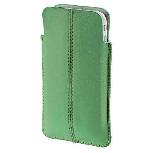 Hama Sleeve for Apple iPhone 3G/3GS Grün - Handy-Schutzhüllen (Apple iPhone 3G/3GS, Grün) Iphone 3g Leder-etui