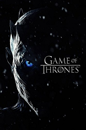 Póster Games of Thrones - Night King [7ma. Temporada] (61cm x 91,5cm)