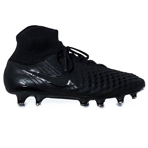 Nike Magista Obra II Fg, Scarpe da Calcio Uomo, Nero Black 001, 44 EU