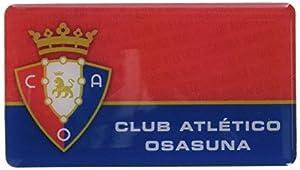 Club Atlético Osasuna- Imán Escudo, Multicolor (CYP IM-10-SA)