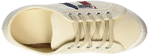 Kawasaki Tennis Unisex-Erwachsene Sneakers Schwarz (Black Beige (Beige, 99)