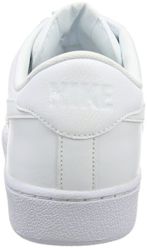 Nike Classic Cs, Scarpe da Tennis Uomo Bianco (White/White)