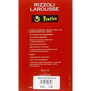 Dizionario Larousse pratico deutsch-italienisch, i