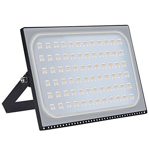 LED-Flutlichtstrahler 10W, 20W, 30W, 50W, 100W, 150W, 200W, 300W, 500W, für den Außenbereich, wasserdicht, IP65, ultraleichtes und -schmales Design 500WB - Cree Led Flut-im Freien