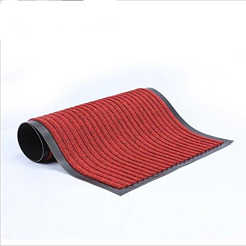 TINE HOME CURTAINS Matten-Art und Weise Anti-Skid kreativer Entwurf absorbierender Teppich für Wohnzimmer/Schlafzimmer (60 * 90cm), 1, 60 * 90cm
