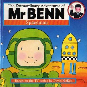 Mr Ben -Spaceman
