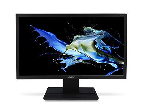 'ACER v246hqlcbmd Desktop PC-23.6, Seitenverhältnis 16: 9, Auflösung 1920x 1080, Helligkeit 300cd/m2, integrierte Lautsprecher, Schwarz Acer 23
