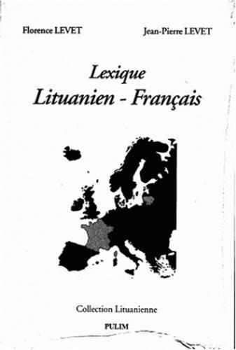 Petit lexique lithuanien-français