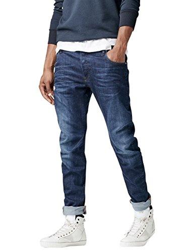 G-Star Herren Jeans Arc 3D Slim Fit - Blau - Dark Aged, Größe:W 40 L 32;Farbe:Dark Aged (89)