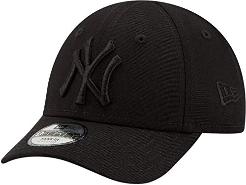 1a264fc6f2b31 A NEW ERA Gorras Kids York Yankees 9Forty Black Black Adjustable
