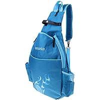 SGerste Badminton - Mochila para Raqueta de Tenis, Color Azul