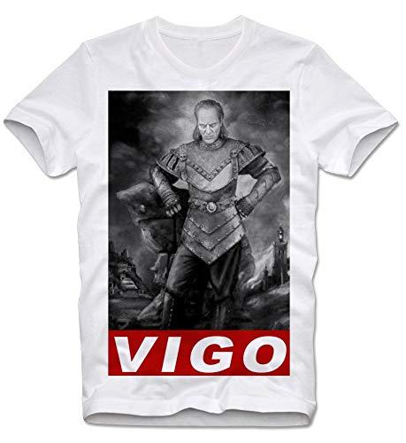T-Shirt VIGO Ghostbusters Ghost Busters Kult Movie Bill Murray KULTFILM Cult L - Ghostbusters T-shirt Tee