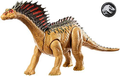 Jurassic World - Doble Amargasaurus, Mega Ataque, Dinosaurio...