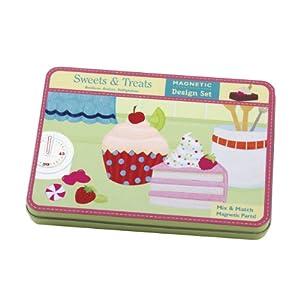 Mudpuppy - Caja magnética con dulces (MPCM31334)