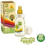 Ico Baby Biberon De Vidrio - 120 ml