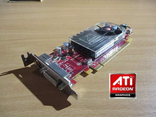Grafikkarte Video AMD Radeon HD3450 256MB DDR2 SDRAM PCI-E DMS-59 S-Video -