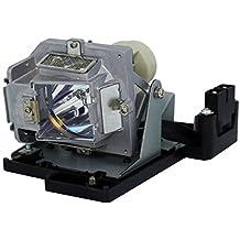 Lampara de Reemplazo con Carcasa AuraBeam Profesional para Proyector BenQ W600+ (accionado por Osram)