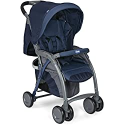 Chicco 00079482640000 SimpliCity Plus Top Passeggino, Blu