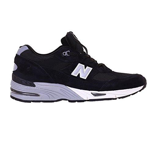 New Balance M991EKS Sneaker Hombre Negro 45 Wo5GjPLP